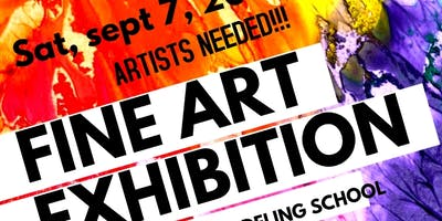 ARTISTS NEEDED FOR ART SHOW