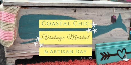 Coastal Chic Vintage Market & Artisan Day tickets