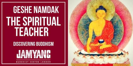 The Spiritual Teacher tickets