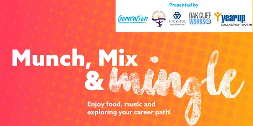 Munch, Mix & Mingle Networking Event