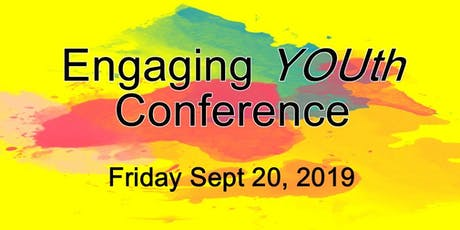 Engaging YOUth Conference 2019 - Vendor Registration tickets
