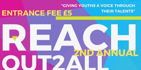 ReachOut2All 2nd Annual Youth Event  tickets
