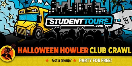 Halloween Howler Halloween Night billets