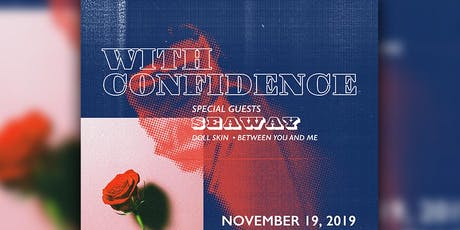 With Confidence tickets