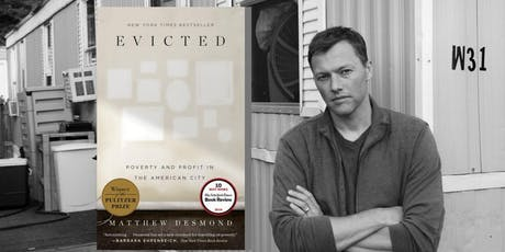 Writing Home: Workshops in Response to Matthew Desmond's Evicted tickets