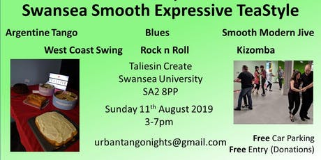 Swansea Smooth Expressive TeaStyle tickets