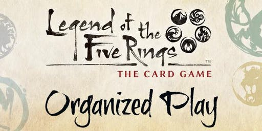Legend of the Five Rings Organized Play