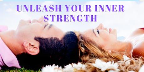 Unleash Your Inner Strength - Breathwork Meditation tickets
