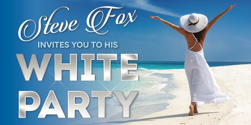 Steve Fox's White Party at Cucina Cabana in North Palm Beach!