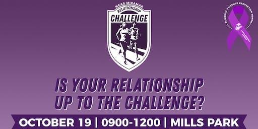 MCAS Miramar Relationship Challenge - 2019