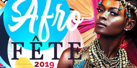 AFRO FETE AT AMAZURA MEGA CLUB #GQEVENT  tickets