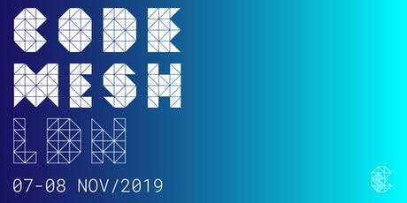 Code Mesh LDN 2019 tickets
