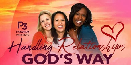 Handling Relationships God's Way Workshop tickets