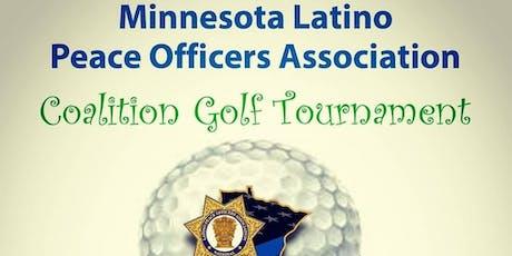 Minnesota Latino Peace Officers Association Coalition Golf Tournament 2019 tickets
