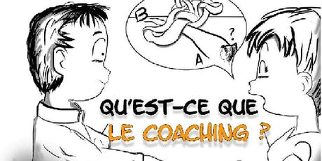 Initiation au coaching professionnel billets