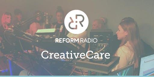 Creative Care Masterclasses - 27th & 28th July Sessions