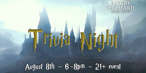 Angry Orchard Trivia Night