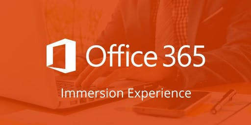 Office 365 Immersion Experience Bootcamp and Training October 17th