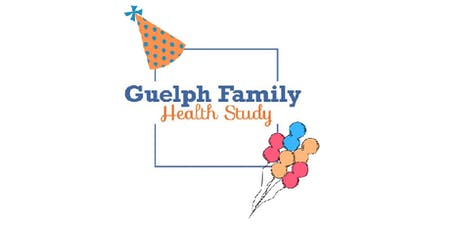 5th Birthday Party for the Guelph Family Health Study tickets