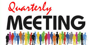 CCPN January 2020 Quarterly Meeting