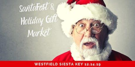 SantaFest & Holiday Gift Market tickets