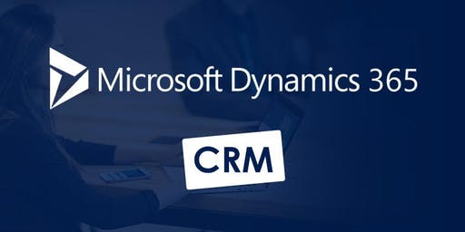 Dynamics 365 CRM Bootcamp and Training October 23rd