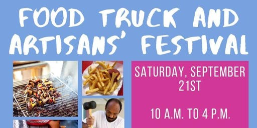 Rockdale County's Inaugural Food Truck and Artisans' Festival