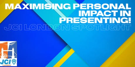 Maximising Personal Impact in Presenting tickets