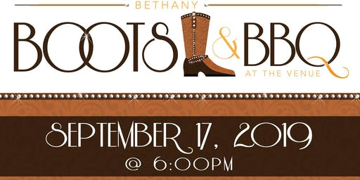 Bethany, Boots and BBQ - Be the boot strap for those in need!