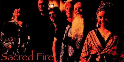 Santana Tribute Band 'Sacred Fire' at Phoenix