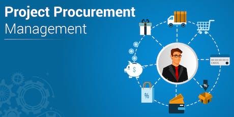 Project Requirements and Procurement Managementtickets