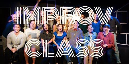 Improv Comedy Class For Beginners
