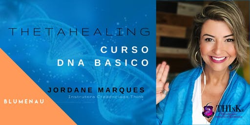 Curso  Thetahealing - DNA Básico - Blumenau Agosto