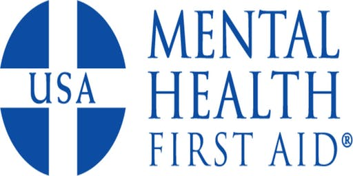 Adult Mental Health First Aid Training (August 27th)