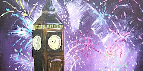 Paint Fireworks! Holborn tickets