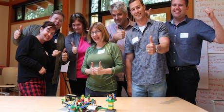 Montreal Certification à la méthode LEGO® SERIOUS PLAY® Teams and Groups  billets