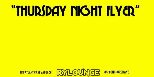 iHateThursdays at RY Lounge