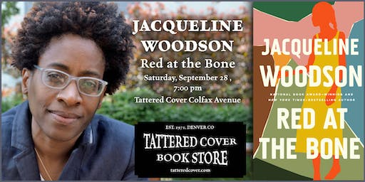 An Evening with Jacqueline Woodson, Book Talk & Signing