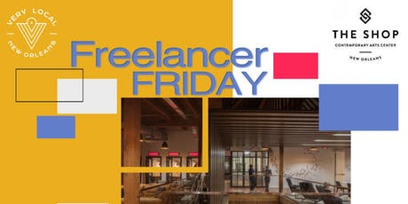 Freelancer Friday at The Shop  tickets