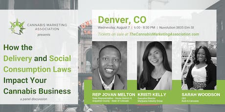 How the Delivery and Social Consumption Laws Impact your Cannabis Business tickets