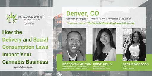 How the Delivery and Social Consumption Laws Impact your Cannabis Business