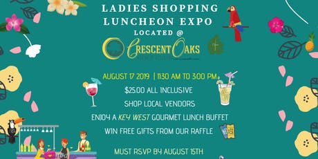 Ladies Shopping Luncheon Expo  tickets
