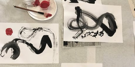 Contemplative Creativity Lab: Calligraphy is a Celebration of Nowness (Westside) tickets