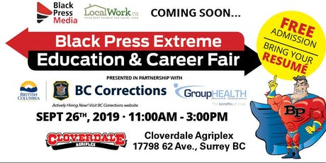 Black Press Extreme Education and Career Fair tickets