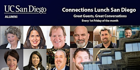 Connections Lunch San Diego  tickets