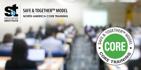 Safe & Together™ Model North America CORE Training tickets
