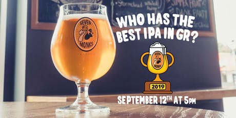 2nd Annual Grand Rapids IPA Challenge tickets