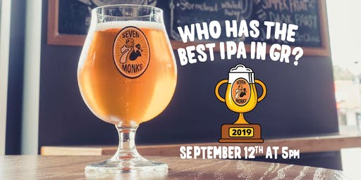 2nd Annual Grand Rapids IPA Challenge