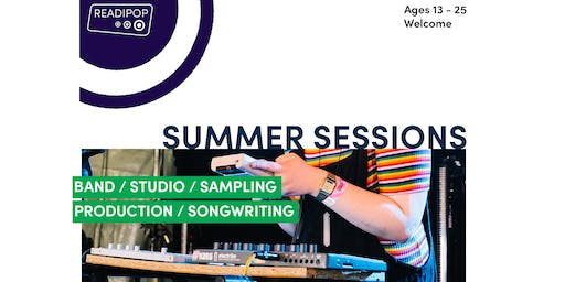 Readipop Summer Sessions
