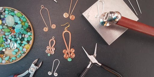 Wire Jewellery Workshop